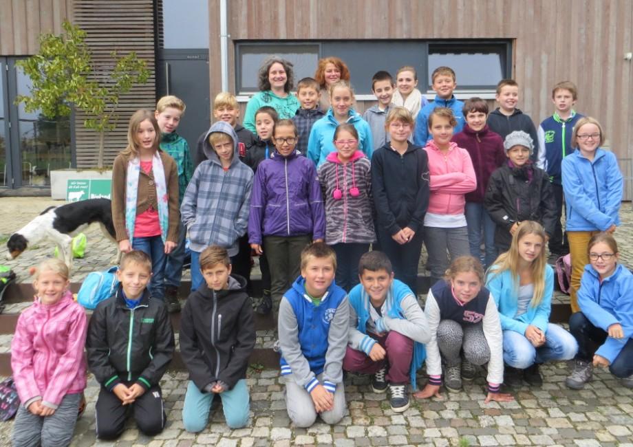 Klasse 5 Gemeinschaftsschule Erzingen