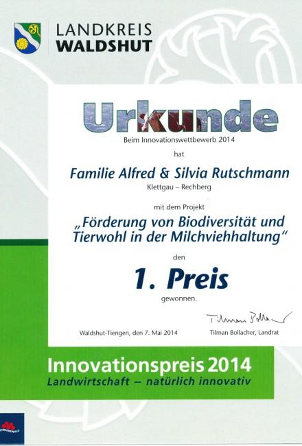 urkunde innovationspreis_klein